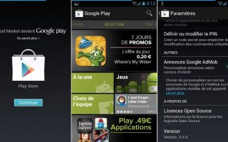 android google play store