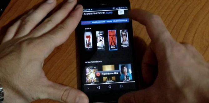 come scaricare film su cellulare android