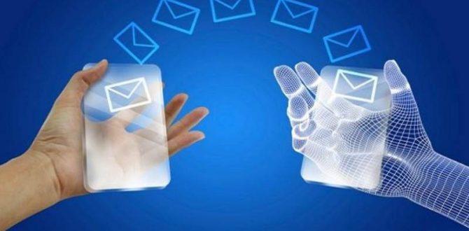 configurare account email su android